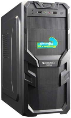 Zebronics 2 GB / 160GB HDD with Intel® Core™2 Duo Processor E8400 (6M Cache, 3.00 GHz) 2 RAM 160 Hard Disk(Free DOS)