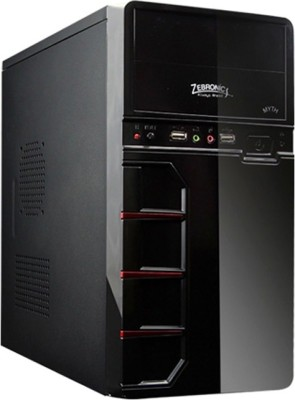 Zebronics Core i3-3220 Mid Tower with 3ed Generation 4 RAM 500 Hard Disk