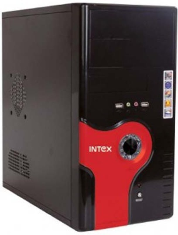 Intex Intex Assembled with Core 2 Duo E7500 4GB RAM 1TB Hard Disk(Windows 7 Ultimate) with Core 2 Duo E7500 4 RAM 1 Hard Disk(Windows XP)