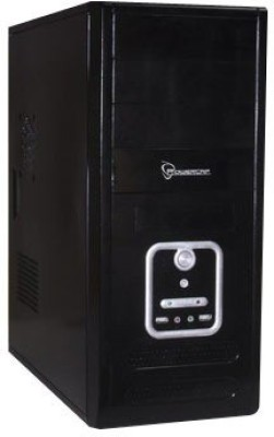 Zebronics Only CPU Core i3 4GB 1TB DVD Full Tower with 2100 2 RAM 1 Hard Disk