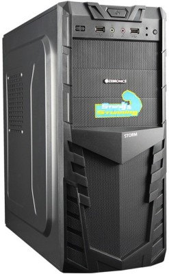 Zebronics 4GB 1TB DVD Mid Tower with Core 2 Due 4 RAM 1000 Hard Disk
