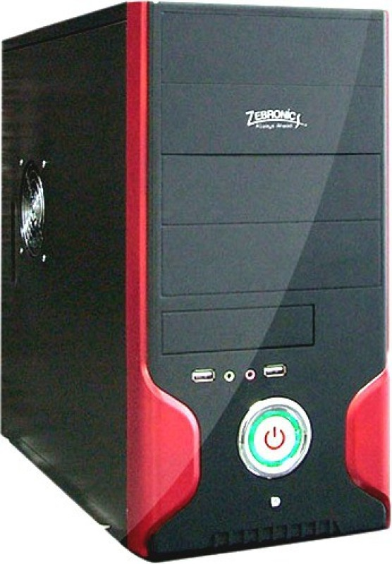 Zebronics Ze 160/2/Dual Core Ultra Tower with Core 2 Duo 2 RAM 160 Hard Disk(Windows 7 Ultimate)