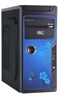 BBC bbc160 Mid Tower with core 2 duo 2 RAM 160 Hard Disk
