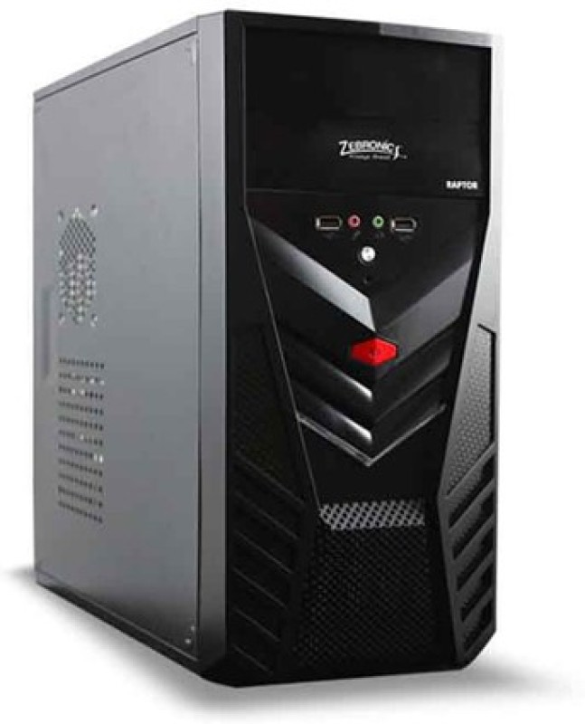 Zebronics Zebi3707 with Core I3 2nd Gen 2 RAM 500 Hard Disk(Free DOS)