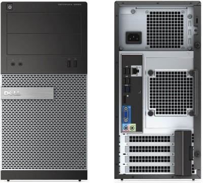 Dell 3020MT Mini Tower with 4th gen Core i3-4150 4 RAM 500 Hard Disk