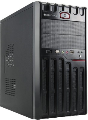 Zebronics Intel Core 2 Duo Desktop with Core 2 Duo 2 RAM 500 Hard Disk