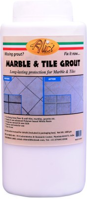Alix Marble & Tile Grout Crack Filler