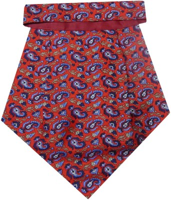 Navaksha Floral Print Cravat(Pack of 1)