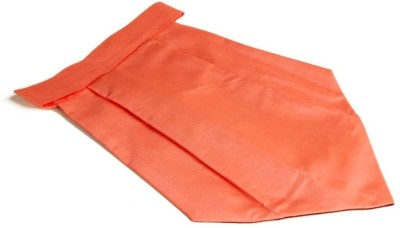 The Vatican Plain Orange Colour Cravat Cravat