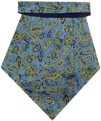 Navaksha Geometric Print Cravat(Pack of 1)