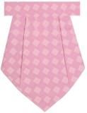 Tiekart Self Design Cravat (Pack of 1)