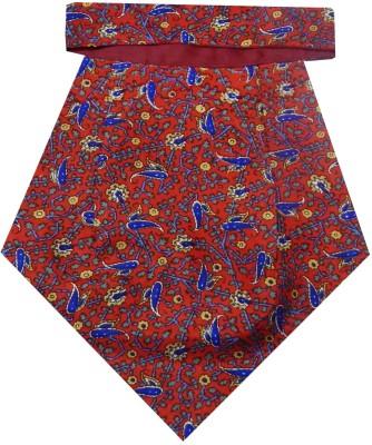Navaksha Floral Print Cravat(Pack of 1)