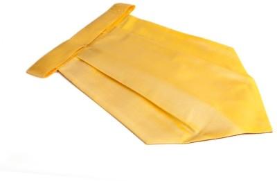 The Vatican Plain Yellow Colour Cravat Cravat