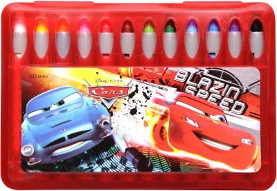 Disney Cars Round Shaped Crayons