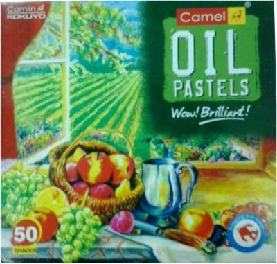 Camlin Oil Pastel Crayon
