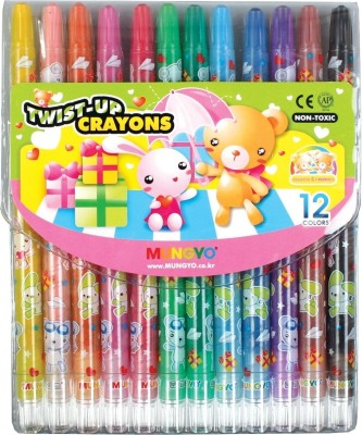 Mungyo Twist-up Pastel Crayon