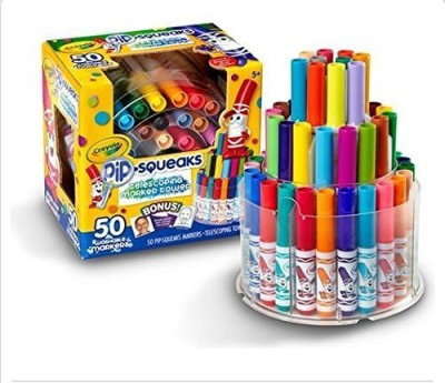 Crayola Expressionist Round Shaped Wax Crayons