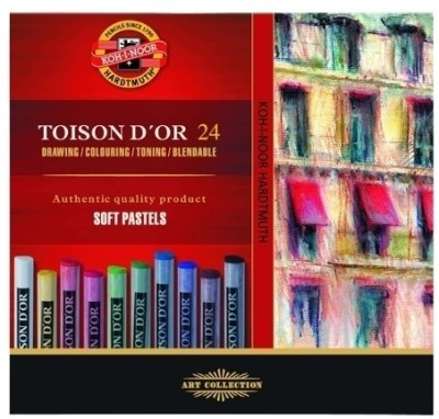 Koh-I-Noor Hardtmuth Toison D,Or Dry Pastel Crayon