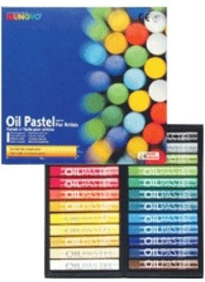 Mungyo Round Shaped Oil Pastel Crayon
