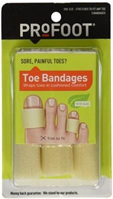 Profoot Toe Bandages Crepe Bandage(2.5 cm)