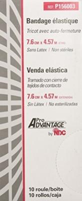 ProAdvantage Latex-Free Elastic Bandages Crepe Bandage(7.62 cm)