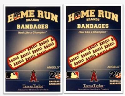 MLB LA Dodgers Bandages Crepe Bandage(2.6 cm)