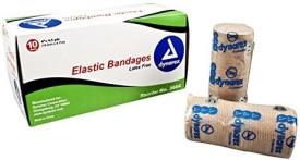 Dynarex Elastic Bandages Crepe Bandage(10 cm)