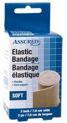 Assured Elastic Bandages Crepe Bandage(7 cm)