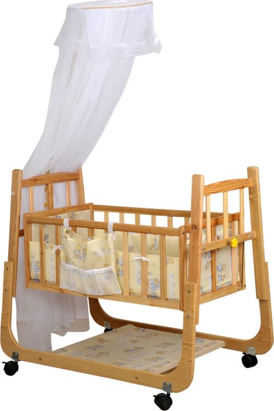 Mee Mee Baby Cradle(Multicolor)