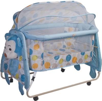 Mee Mee Baby Cradle(Blue)