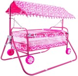 A AND PRODUCTS BABY CRADLE (Pink)