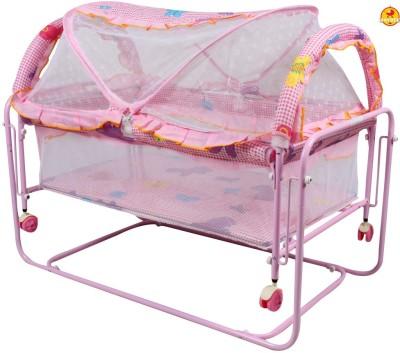 BAYBEE Cocoon Swing Cradle(Pink)