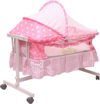 Toyhouse BabyCradlewithSwingFunction(Pink)