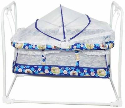 Variety Gift Centre Birdie Baby Cradle(Blue)