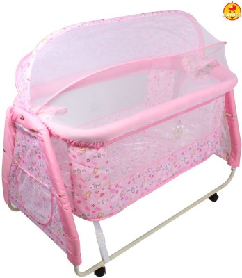 BAYBEE Melody Baby Cradle (Pink)(Blue)