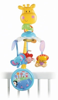 Fisher-Price Take Along Musical Mobile(2-in-1)