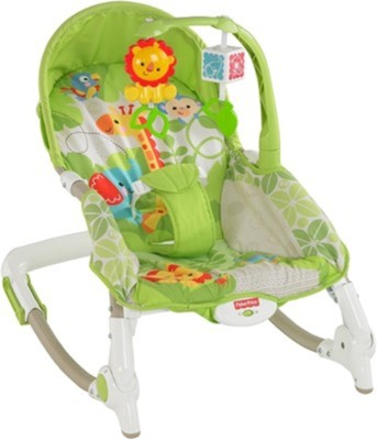 Fisher-Price Newborn To Toddler Play Gym With Rocker