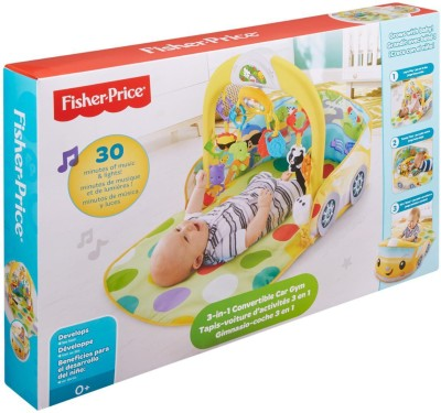 Fisher-Price Baby First Car Gym