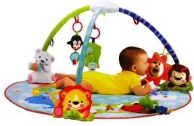 Jaibros Smart Baby Deluxe Musical Activity Kids Gym