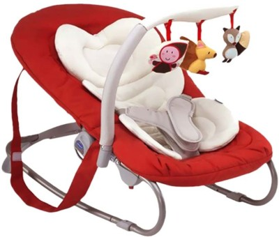 Fantasy India Red Baby Rocking Chair