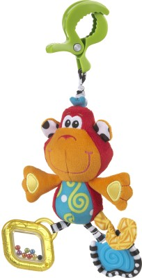 Playgro Dingly Dangly Curly the Monkey