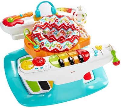 Fisher Price 4-in-1 Step ,n Play Piano