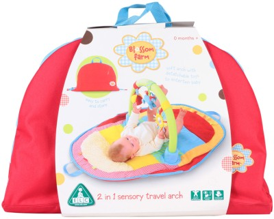 Early Learning Centre Blossom Farm 2 in-1 Sensory Travel Arch