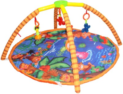 Toyzstation Kick & Crawl Play Mat(Multicolor)