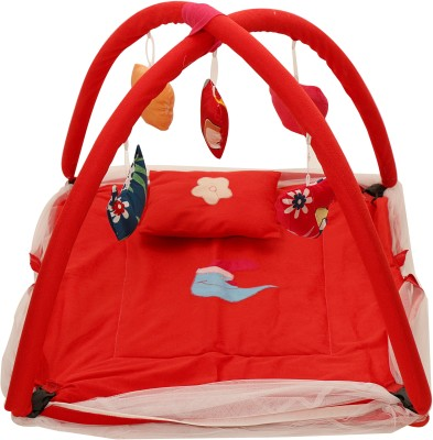 White Swan Baby Play Gym - RED