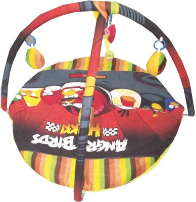 Babeez World Angry Birds Soft Baby Play Gym