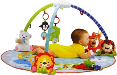 MOMMAS BABY SMART BABY DELUXE MUSICAL ACTIVITY GYM