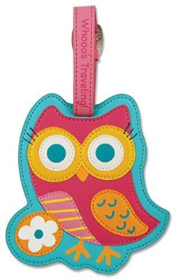 Toys+ Luggage Owl Tags(Multicolor)