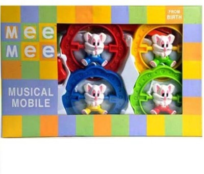 MeeMee Musical Cot Mobile Mm-1024