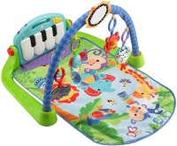 Fischer Price Grow Kick And Play Piano Gym(Multicolor)